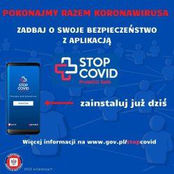 aplikacja COVid
